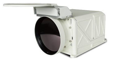 640 X 512 MWIR Cooled Thermal Camera With 50km Long Range Surveillance FCC