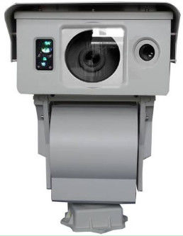 5km City Surveillance PTZ Infrared Camera , 808nm Laser Long Range Outdoor Camera